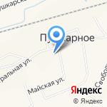 Пушкарская средняя образовательная школа на карте Белгорода