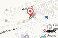Схема проезда до компании Аптечный пункт в Пушкарном