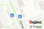 Схема проезда до компании М`ясце в Харькове
