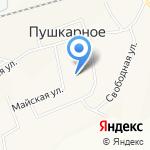 Детский сад №17 на карте Белгорода