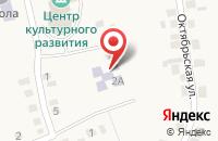 Схема проезда до компании Детский сад №17 в Пушкарном