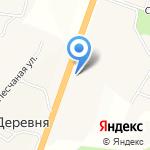 Кафе-шашлычная на карте Белгорода