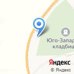 СПАДТ на карте Белгорода