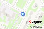 Схема проезда до компании Містечко в Докучаевском