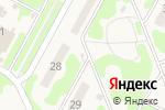 Схема проезда до компании Продуктовый магазин в Докучаевском