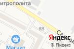 Схема проезда до компании Магазин хозяйственных товаров в Майском