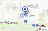 Схема проезда до компании САЛОН КРАСОТЫ НАТАЛИ в Тучково