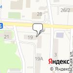 Магазин салютов Тучково- расположение пункта самовывоза