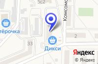 Схема проезда до компании ПРОДОВОЛЬСТВЕННЫЙ МАГАЗИН ШЕСТАКОВ А.С. в Тучково