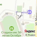 Магазин салютов Керчь- расположение пункта самовывоза
