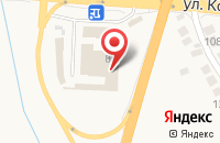 Схема проезда до компании Весна в Стрелецком