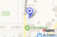 Схема проезда до компании ПРОДОВОЛЬСТВЕННЫЙ МАГАЗИН БУРАКОВА Т.Б. в Тучково