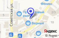Схема проезда до компании ПРОДОВОЛЬСТВЕННЫЙ МАГАЗИН БУГАЙЧУК М.Т. в Тучково
