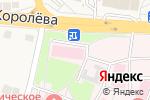 Схема проезда до компании Белгородская центральная районная больница в Стрелецком