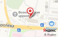 Схема проезда до компании Хороший в Стрелецком