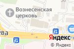 Схема проезда до компании Ольга в Стрелецком