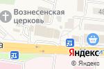 Схема проезда до компании Стильная Точка в Стрелецком