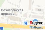 Схема проезда до компании Магазин канцтоваров в Стрелецком