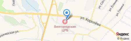 Поликлиника на карте Стрелецкого