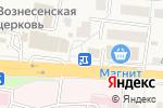 Схема проезда до компании МТС в Стрелецком