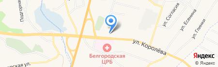 Стоматология на карте Стрелецкого