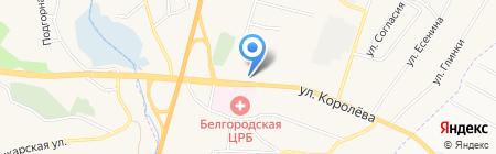 Билайн экспресс на карте Стрелецкого