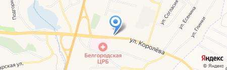 Пекарня на карте Стрелецкого