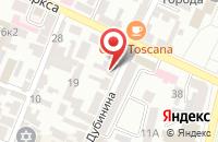 Схема проезда до компании Арт Проект в Крыме