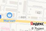 Схема проезда до компании Канцлеръ в Стрелецком