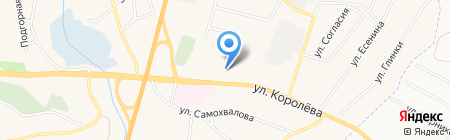 Центральная библиотека Белгородского района на карте Стрелецкого