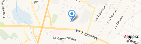 Союз МЖК России на карте Стрелецкого