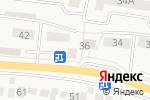 Схема проезда до компании Санги Стиль в Стрелецком