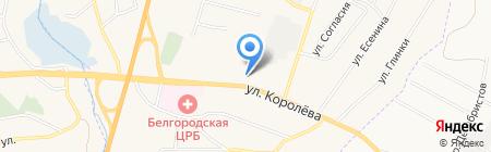 Администрация сельского поселения Стрелецкое на карте Стрелецкого