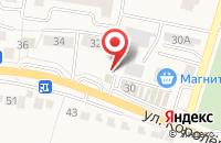 Схема проезда до компании Центрально-Черноземный Банк Сбербанка России в Стрелецком
