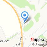 Строительная компания №1 на карте Белгорода