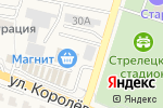 Схема проезда до компании Элта в Стрелецком