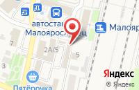Схема проезда до компании Ремдепо в Малоярославце