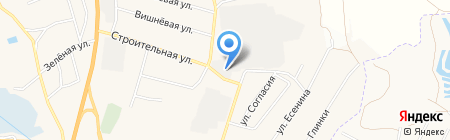 Километр на карте Стрелецкого
