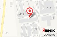 Схема проезда до компании Мебельная компания в Стрелецком