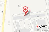 Схема проезда до компании Производственная компания Деловые Линии в Стрелецком