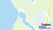 Отели города Щекино на карте