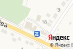 Схема проезда до компании Продуктовый магазин в Стрелецком