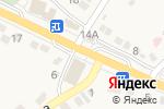 Схема проезда до компании Автоуспех в Стрелецком