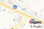 Схема проезда до компании Рыболов в Стрелецком