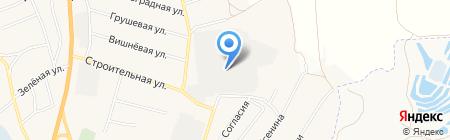 Smile на карте Стрелецкого