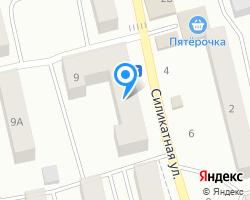 Схема местоположения почтового отделения 143131
