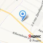 Поросятко на карте Белгорода