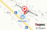 Схема проезда до компании Водяной в Белгороде