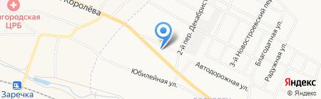 Декор Студия 31 на карте Белгорода