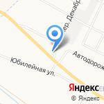 Экипаж 13 на карте Белгорода